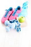 koncepcja kulowego fitness pilates złagodzenie fizycznej Zdjęcia Stock