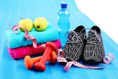 koncepcja kulowego fitness pilates złagodzenie fizycznej Zdjęcie Stock