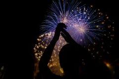 koncepcja nowego roku Fotografia Royalty Free