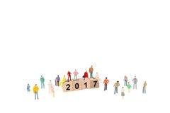 koncepcja nowego roku Zdjęcie Stock