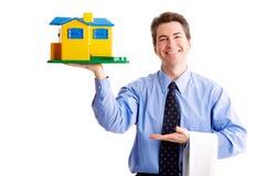 koncepcja real nieruchomości Zdjęcia Stock
