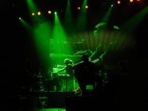 Koncertów światła Obrazy Royalty Free