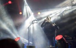 Koncert-φορτηγό Gogh βράχου Στοκ Φωτογραφία
