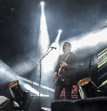 Koncert-φορτηγό Gogh βράχου Στοκ εικόνα με δικαίωμα ελεύθερης χρήσης