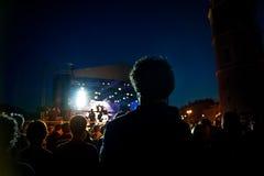 Koncert Zdjęcia Stock
