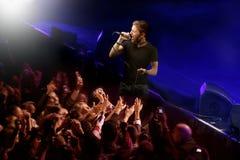 koncert. obraz stock