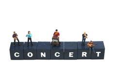 koncert fotografia stock