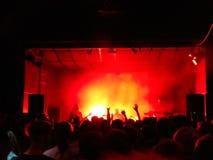 koncert Zdjęcie Stock
