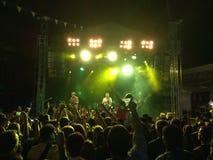 koncert Obraz Stock