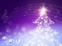 Koncert nowy rok royalty ilustracja
