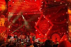 Koncert przy dobroczynnością Zdjęcie Stock