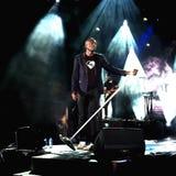 Koncert w Lisbon Obraz Royalty Free