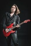 koncertowa bawić się gwiazda rocka zdjęcia royalty free