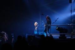 koncertowa skała Zdjęcie Royalty Free