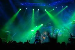 koncertowa skała Fotografia Royalty Free