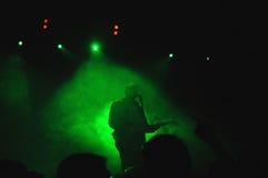koncertowa skała Zdjęcia Royalty Free