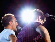 koncertowi światła zdjęcia royalty free