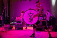 koncertowy bordla gogol Fotografia Royalty Free
