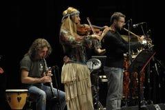 koncertowy dreamin Istanbul Zdjęcia Stock