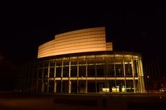 Koncertowy i Kongresowy Hall w Bamberg, Niemcy Obraz Royalty Free