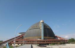 Koncertowy kompleks i sporty s? jeden wielcy koncertowi kompleksy w Yerevan zdjęcia royalty free