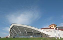 Koncertowy kompleks i sporty s? jeden wielcy koncertowi kompleksy w Yerevan zdjęcia stock