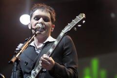 koncertowy placebo zdjęcie royalty free