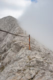 Koncheto Peak on Mountain Pirin Stock Photos