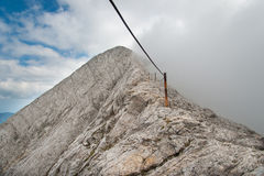 Koncheto Peak on Mountain Pirin Royalty Free Stock Photography