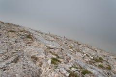 Koncheto-Spitze auf Berg Pirin Stockbild