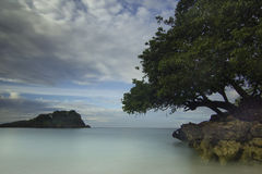 Kondang Merak Beach - Malang, Indonesia Stock Photography