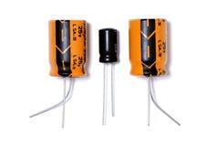 kondensator Royaltyfria Foton