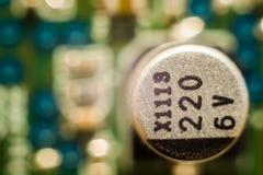 kondensator fotografering för bildbyråer