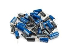 kondensatorer fotografering för bildbyråer