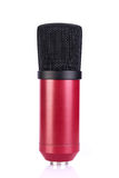 Kondensatormikrofoner royaltyfri fotografi