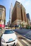 Kondig Vierkante en 34ste straat aan Royalty-vrije Stock Foto's