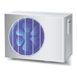 konditionering apparatuttag för luft Arkivbild