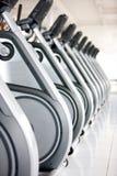 konditionmaskiner Royaltyfri Fotografi