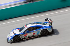 Kondo Racing at the superGT Malaysia Royalty Free Stock Image
