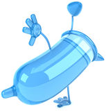 kondom royalty ilustracja