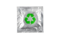 Kondom bereiten auf Lizenzfreie Stockfotos