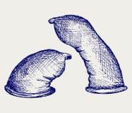 Gebrauch des Kondoms im jugendlich