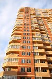 kondominium highrise zdjęcia stock
