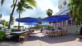Kondominium-Miami Beach stock video footage