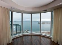 kondominium okno Fotografia Stock