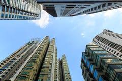 Kondominium in Sukhumvit 26, Bangkok-Stadt Lizenzfreie Stockfotos