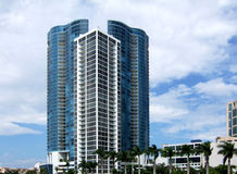 kondominium wysoki wzrost Obrazy Stock