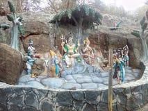 Koneswaram świątynia obraz royalty free