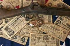 Konfederat obrazy royalty free