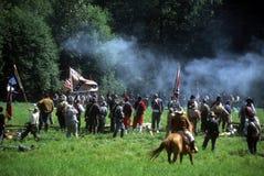 konfederat podpala piechoty fotografia stock